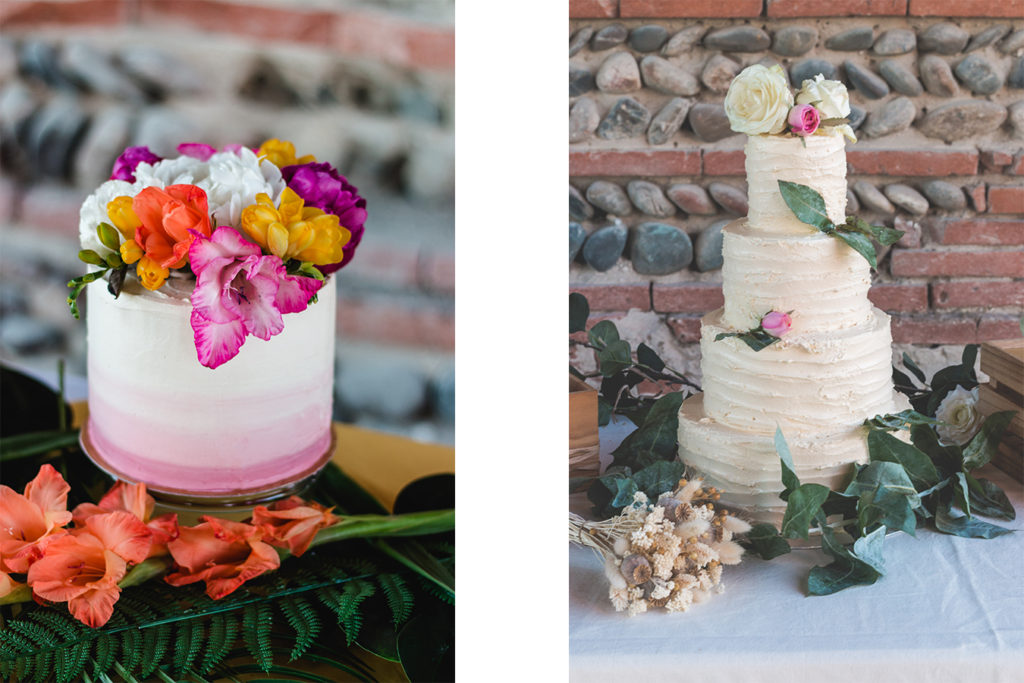 photographe wedding cake