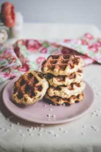 photo de gaufre