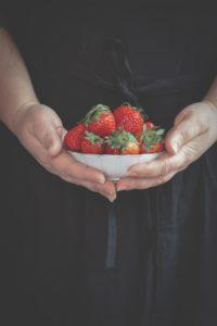photo fruits et légumes bio